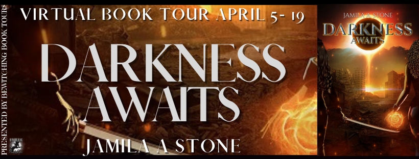 Darkness Awaits [Book Tour with Excerpt]