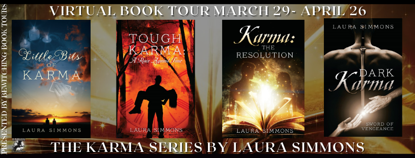 Karma Series [Book Tour with Excerpts]
