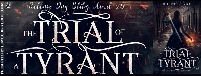 The Trial of a Tyrant [Book Blitz]