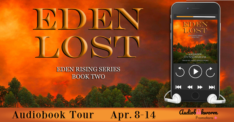 Eden Lost – 3.5 Star Book Review
