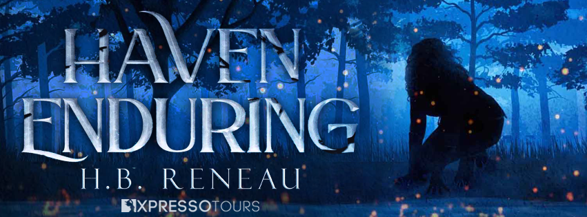 Cover Reveal: Haven Enduring by H.B. Reneau