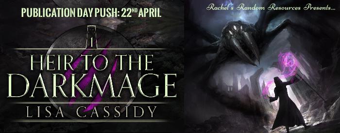Heir to the Darkmage [Book Tour Spotlight]