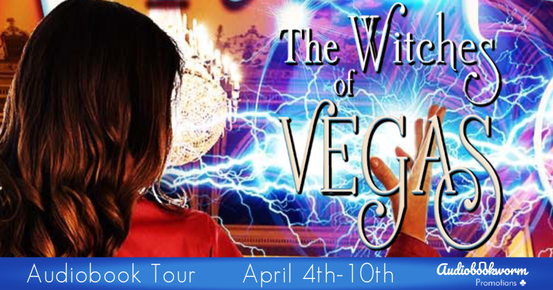 The Witches of Vegas – 5 Star Book Review