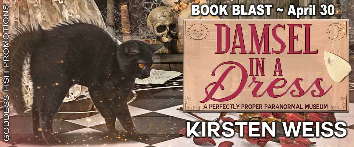 Damsel in a Dress – 4 Star Book Review