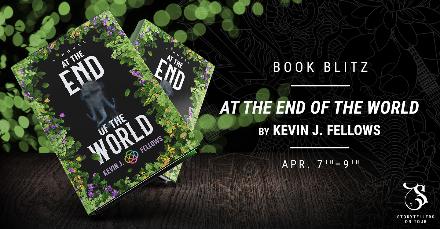 At the End of the World [Book Blast with Excerpt]
