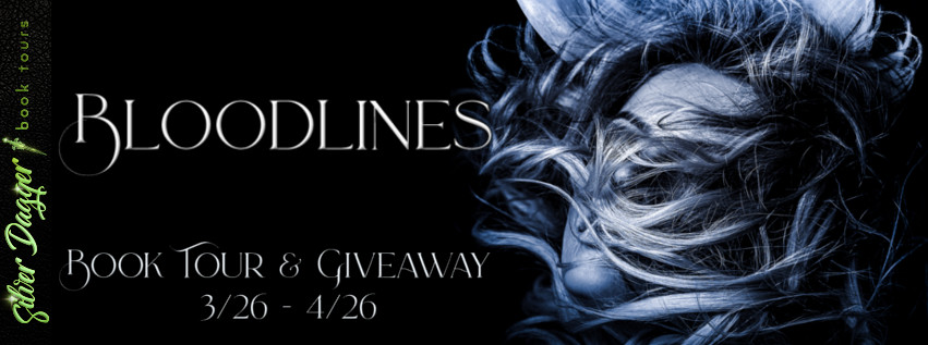 Bloodlines Series [Book Tour with Excerpt]