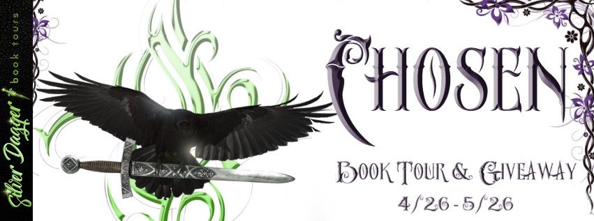 Chosen [Book Tour with Teasers]