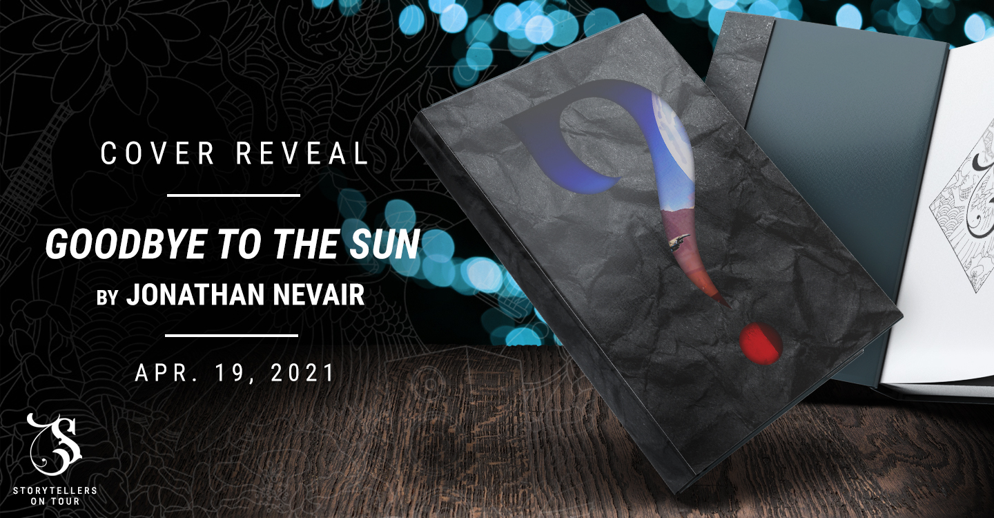 Cover Reveal: Goodbye to the Sun