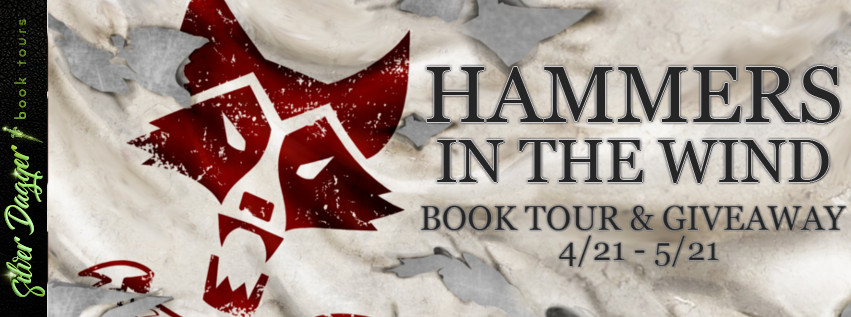 Hammers in the Wind [Book Tour Promo]