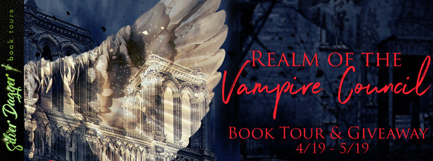 Realm of the Vampire Council [Book Tour with Excerpt]