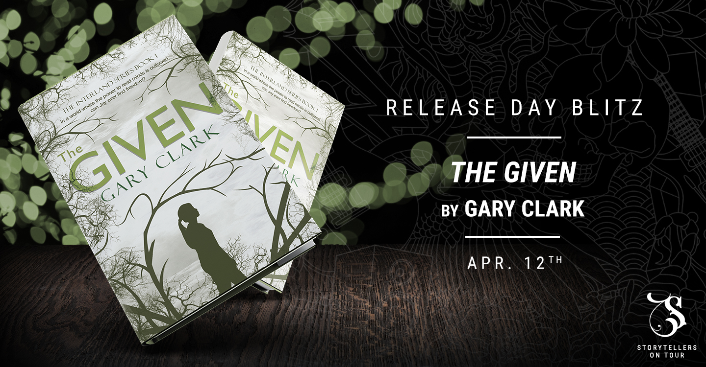Release Day Blitz: The Given by Gary Clark