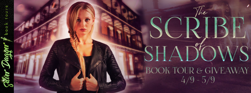 The Scribe of Shadows [Book Tour with Excerpt]