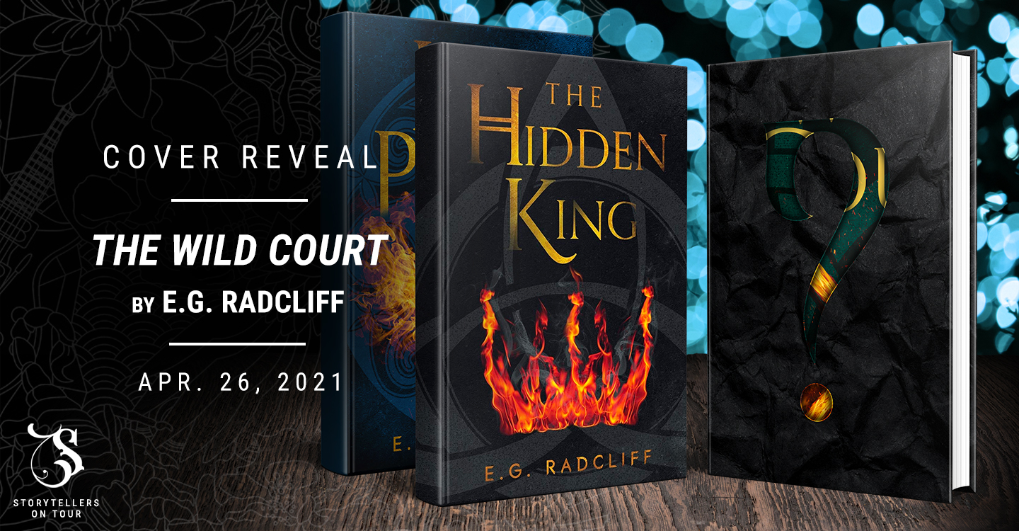 Cover Reveal: The Wild Court by E.G. Radcliff