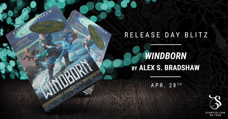Windborn [Book Blitz]