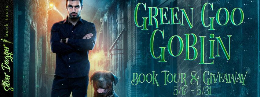 Green Goo Goblin [Book Tour with Excerpt]