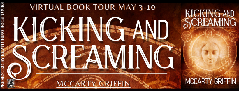 Kicking and Screaming [Book Tour with Excerpt]