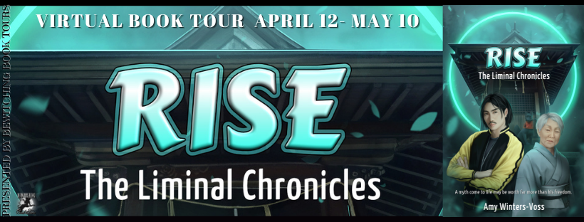 The Liminal Chronicles [Book Tour with Excerpt]