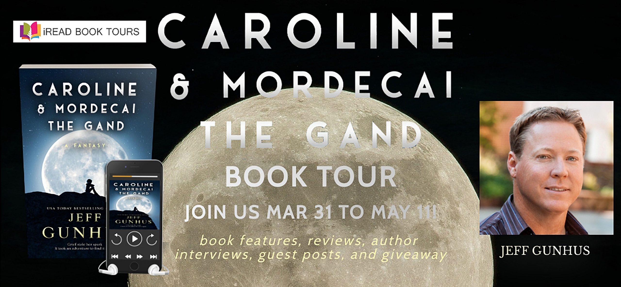 Caroline and Mordecai the Gand – 5 Star Book Review