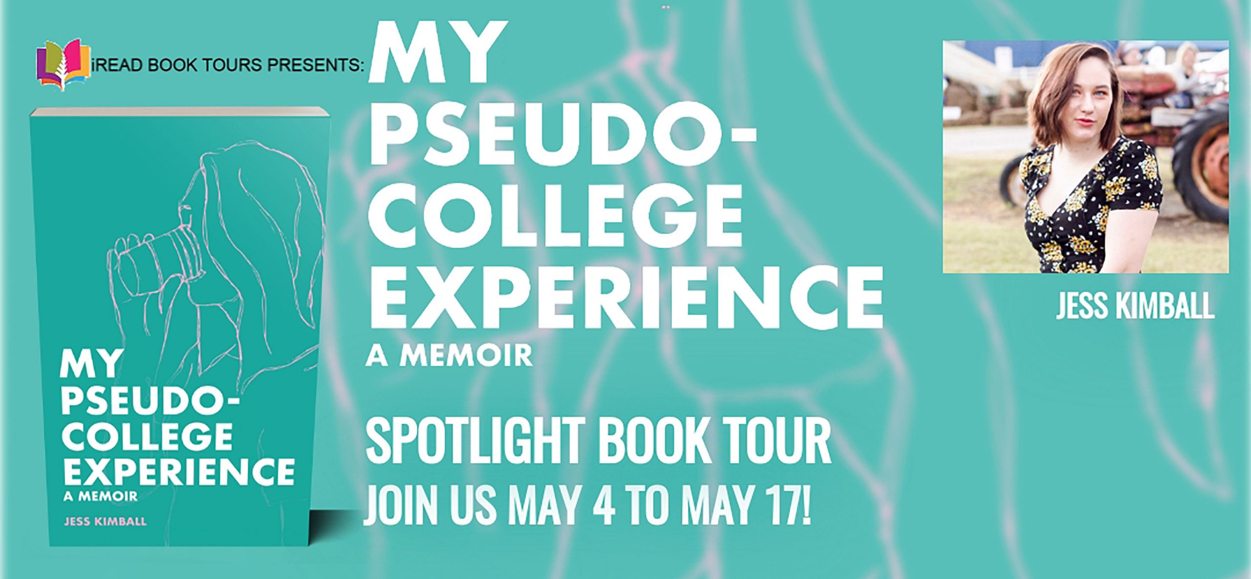 My Pseudo-College Experience [Book Tour Spotlight]