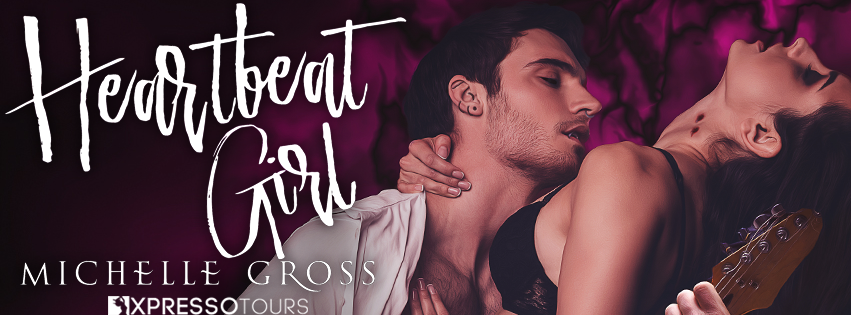 Cover Reveal for Heartbeat Girl