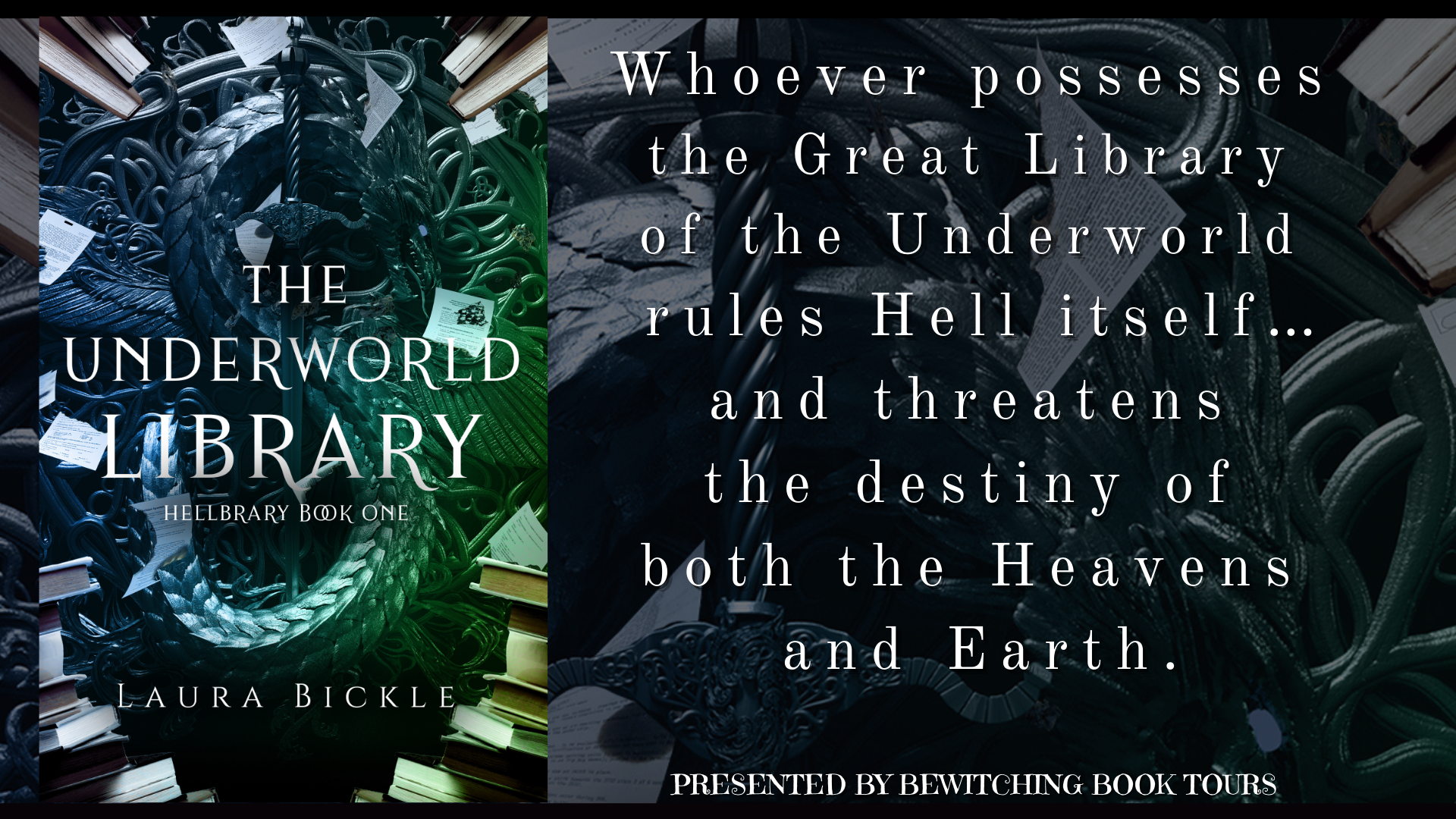 The Underworld Library – 4 Star Book Review