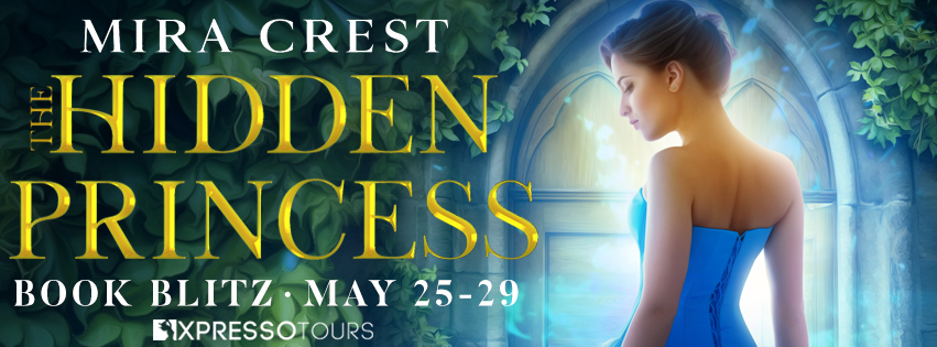 The Hidden Princess [Book Blitz with Excerpt]