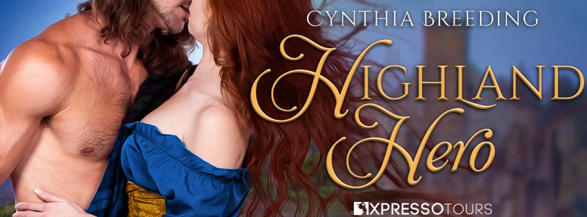 Cover Reveal: Highland Hero