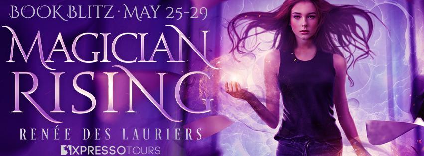 Magician Rising [Book Blitz]