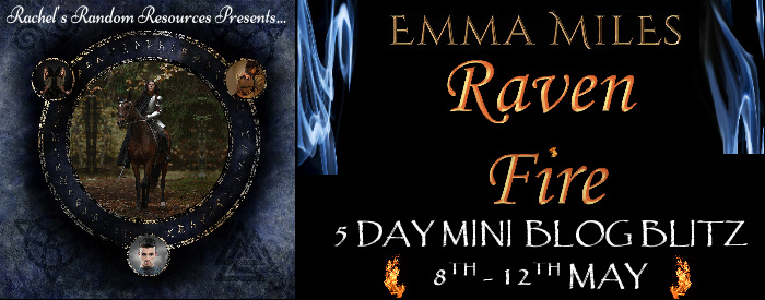 Raven Fire [Book Tour with Character Interview]