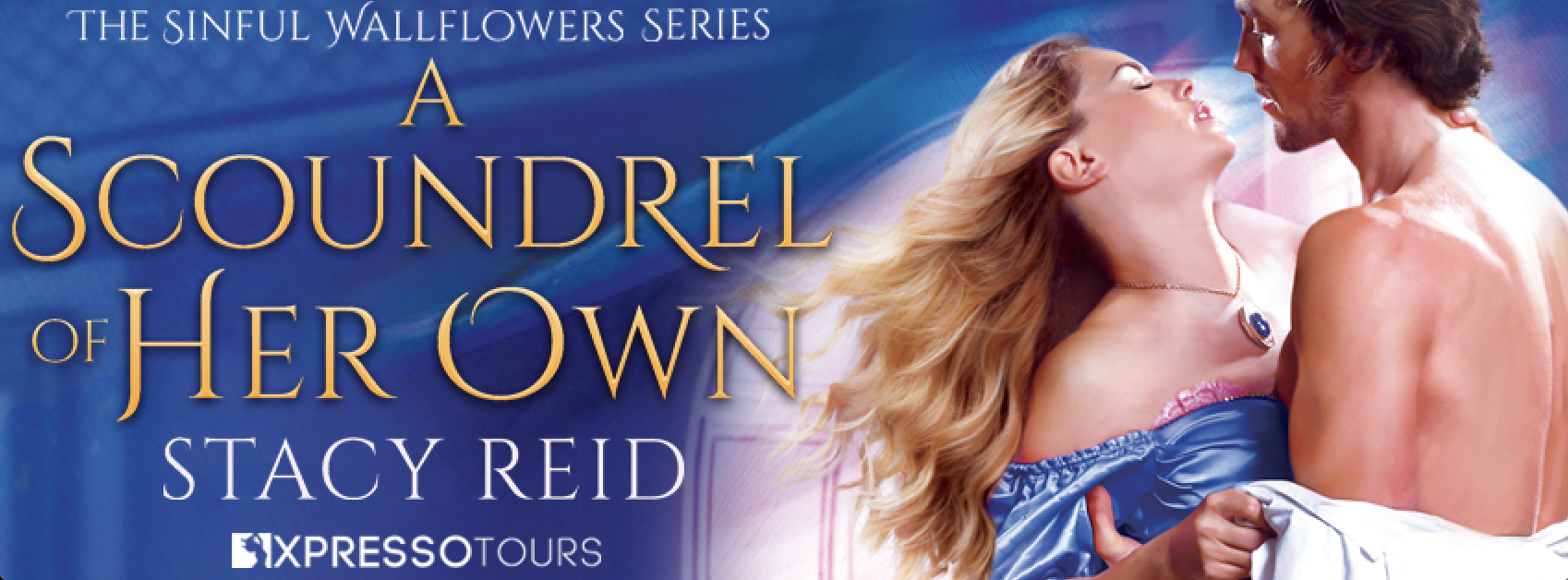 Cover Reveal: A Scoundrel of Her Own