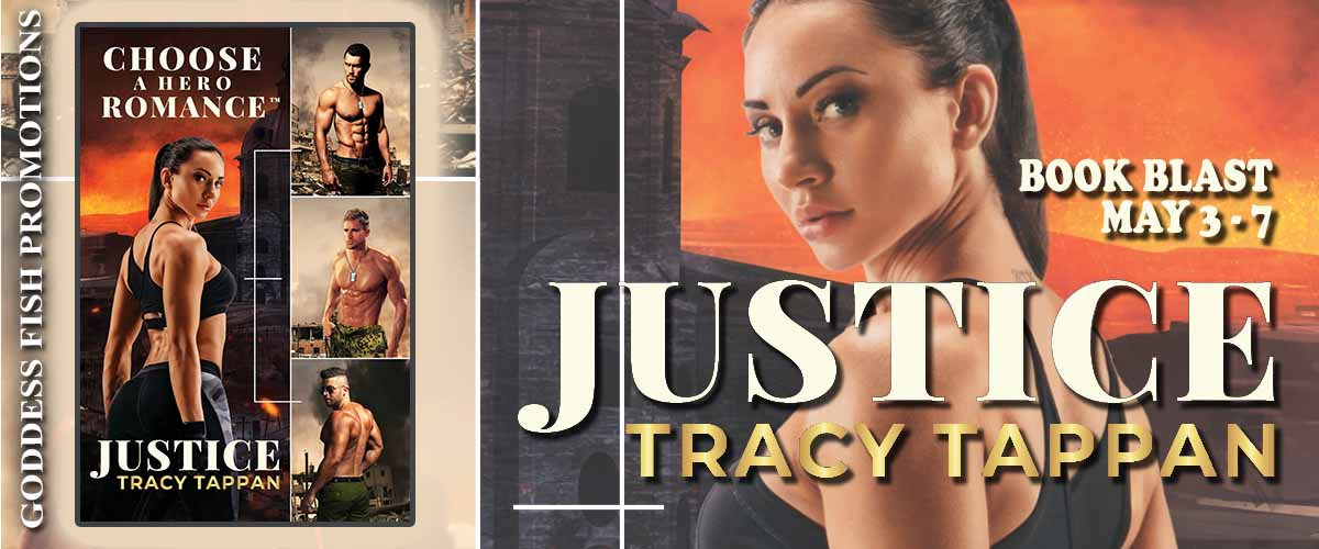 Justice [Book Tour with Excerpt]
