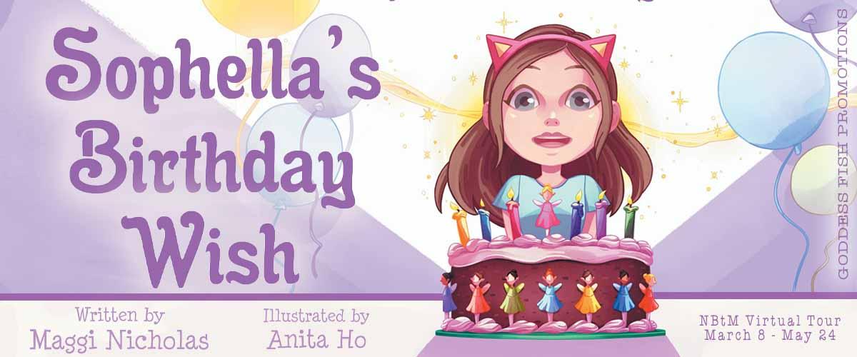 Sophella's Birthday Wish – 4 Star Book Review