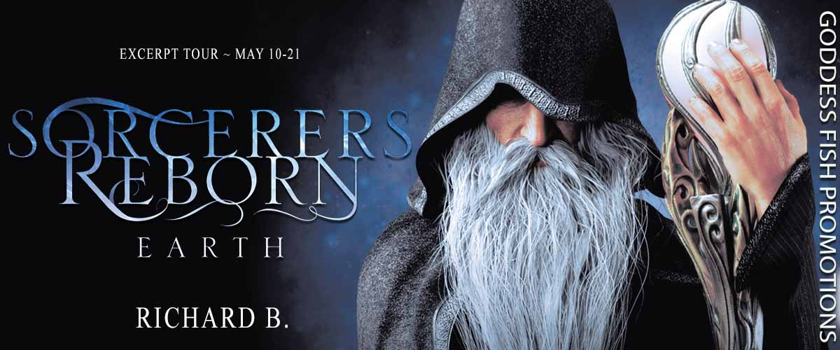 Sorcerers Reborn: Earth [Book Tour with Excerpt]