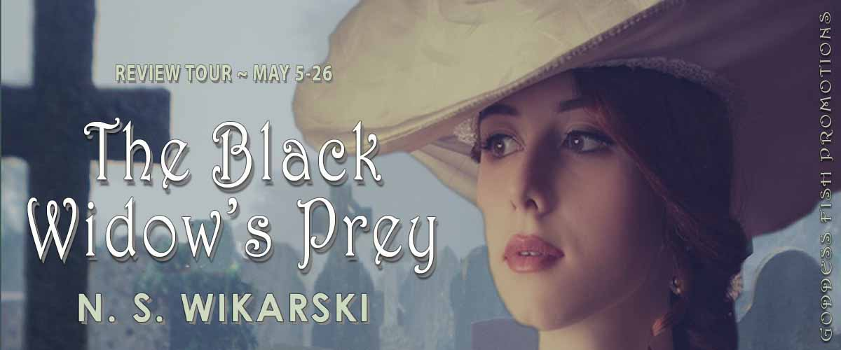 The Black Widow's Prey – 4 Star Book Review