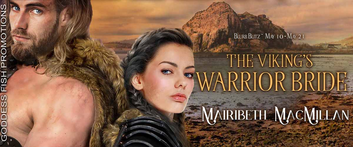 The Viking's Warrior Bride [Book Tour with Excerpt]