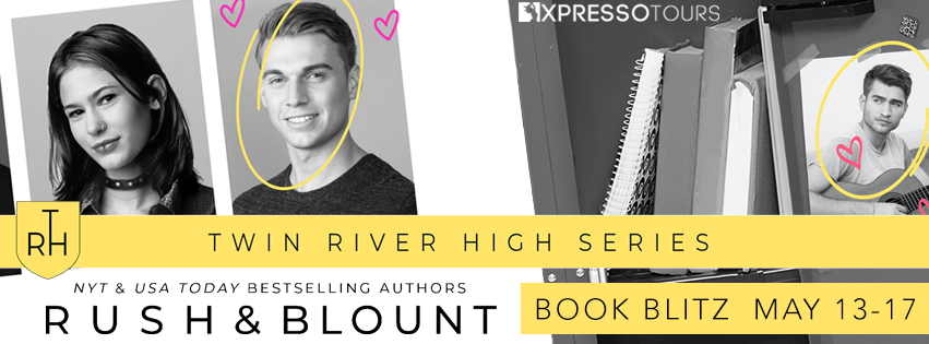 Twin River High Series [Book Blitz with Excerpt]