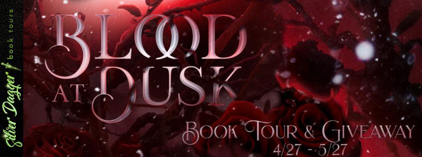 Blood at Dusk [Book Tour Spotlight]