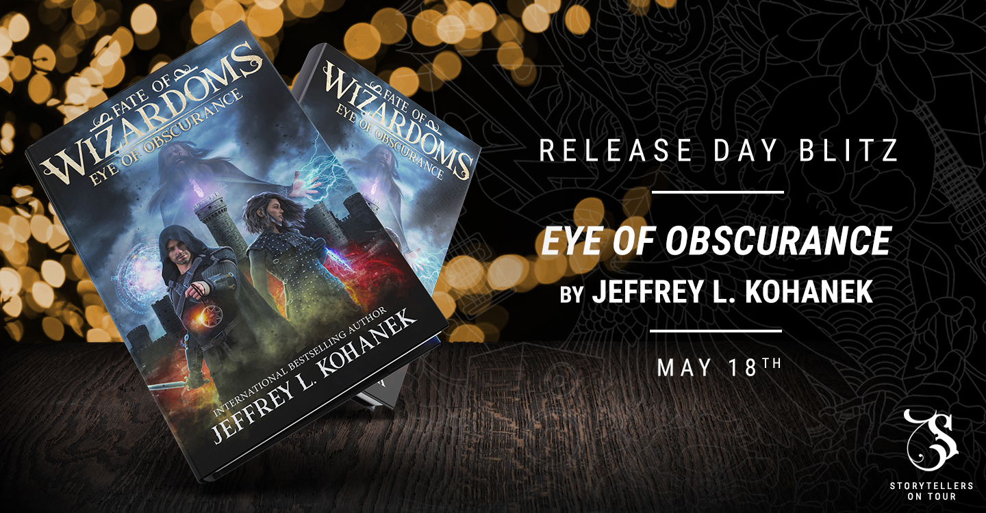 Eye of Obscurance [Release Day Blitz]