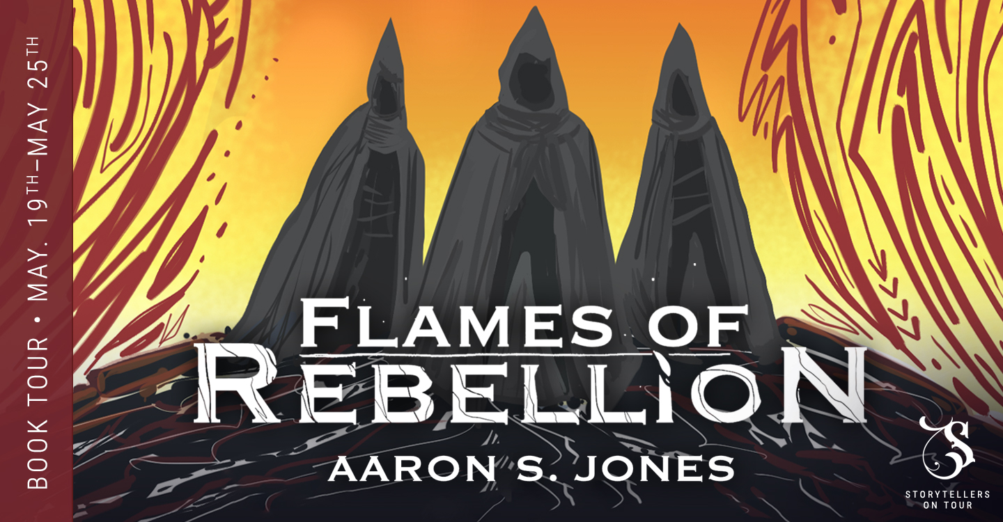Flames of Rebellion – 5 Star Book Review