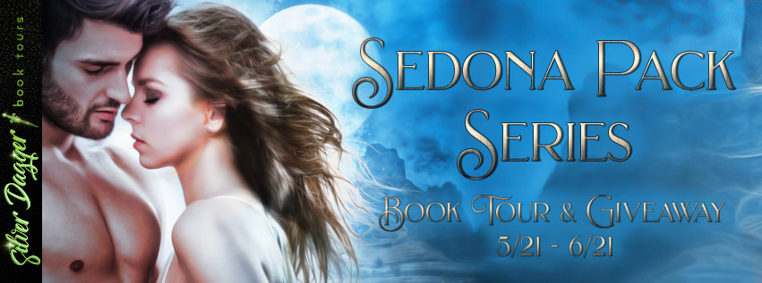 Sedona Pack Series [Book Tour with Excerpts]