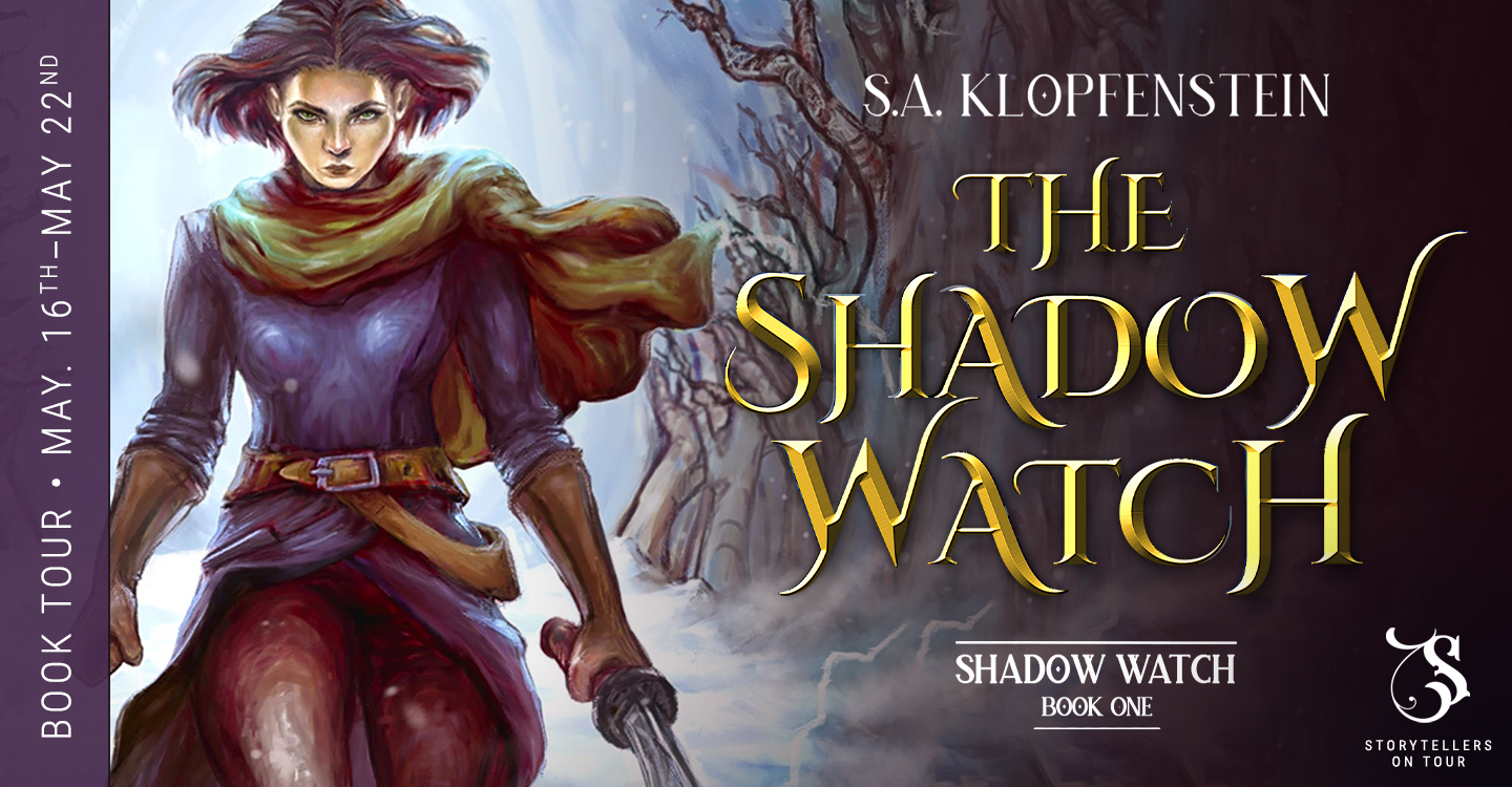 The Shadow Watch – 4 Star Book Review