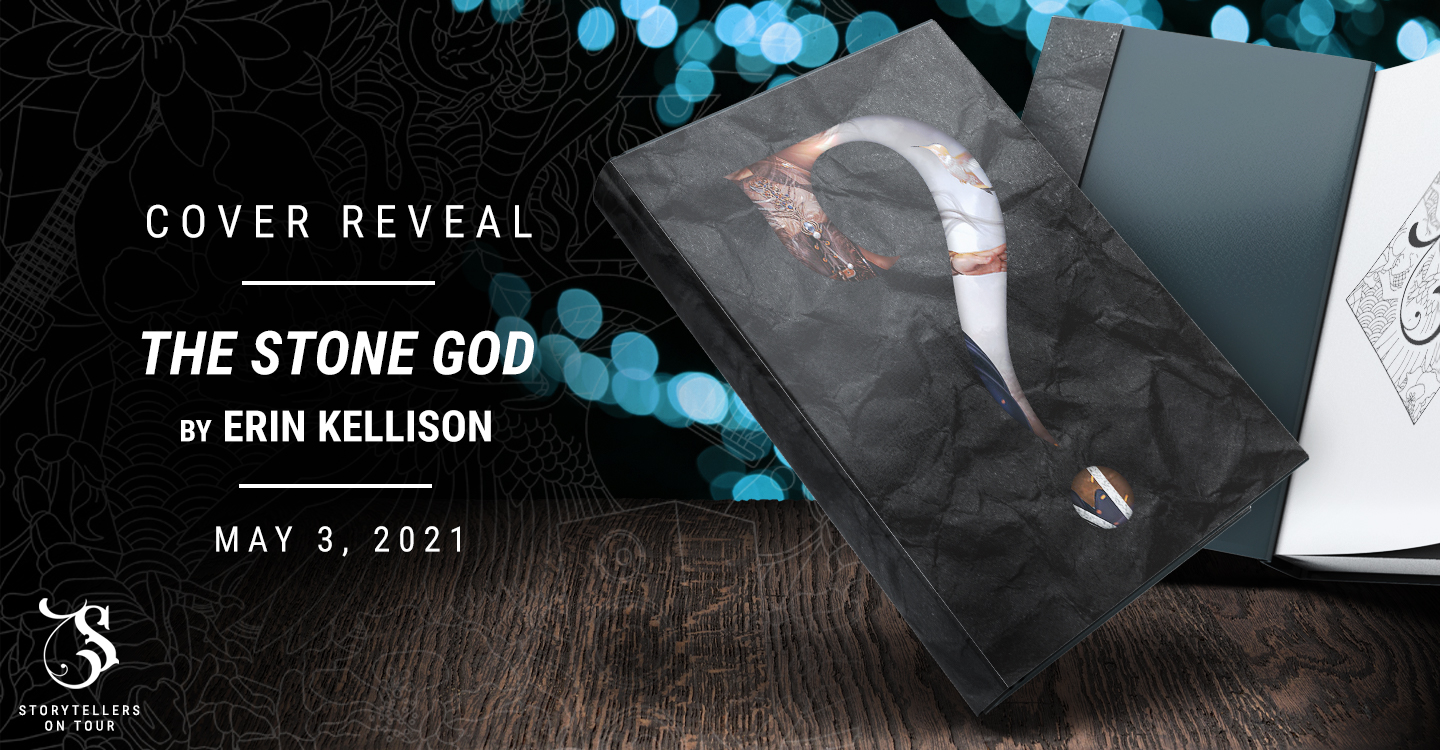 Cover Reveal: The Stone God by Erin Kellison