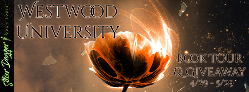 Westwood University [Book Tour with Excerpt]