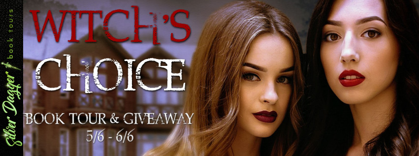 Witch's Choice [Book Tour with Excerpt]