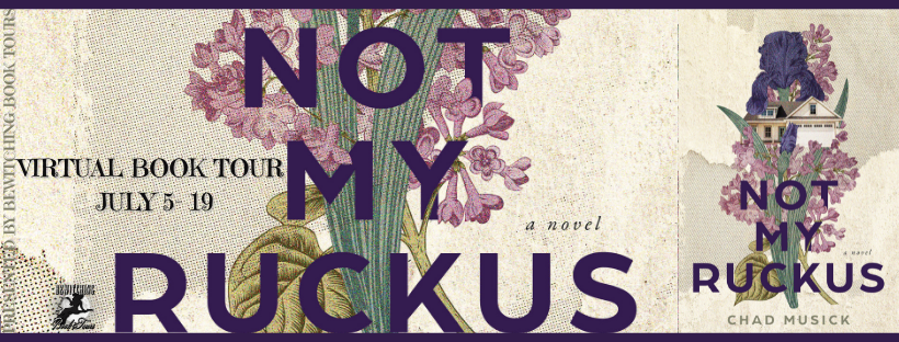Not My Ruckus [Book Tour with Excerpt]