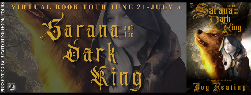 Sarana and the Dark King [Blog Tour with Excerpt]