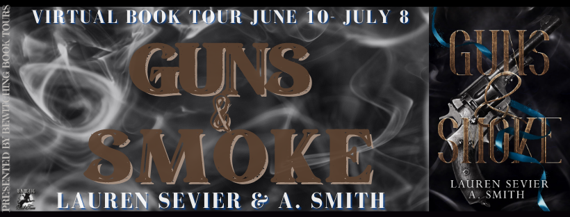 Author Guest Post with Lauren Sevier and A. Smith