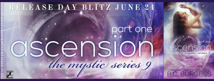 Ascension: Part One [Book Tour with Excerpt]