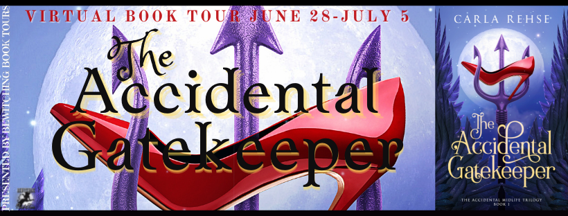The Accidental Gatekeeper [Book Tour with Excerpt]
