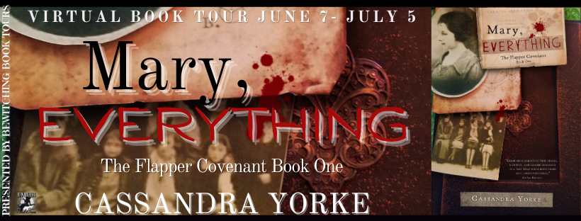 Mary, Everything [Book Tour with Excerpt]